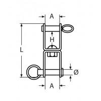 Oil-Seal Simmerring 1 Stück 50x70x9 AS = Wellendichtring BASL,DASL,TC,WAS